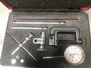 Wtt Starrett Dial Test Indicator 196a1z For 6 U0026quot  Vernier