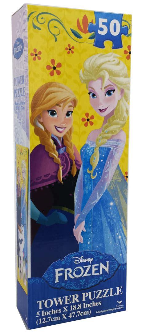 frozen mini tower puzzle disney frozen prima toys