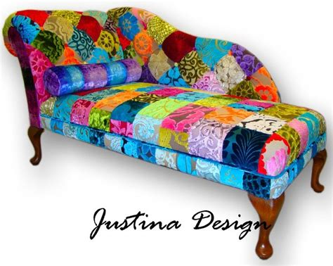 Chaise Longue Patchwork by Patchwork Chaise Lounge Search Craft Room
