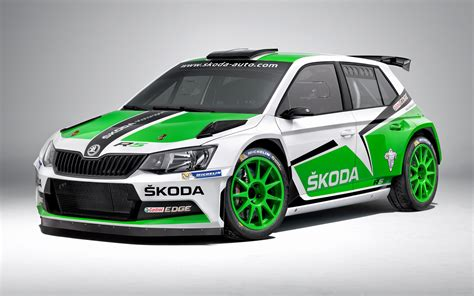 Skoda Fabia R5 (2015) Wallpapers And Hd Images