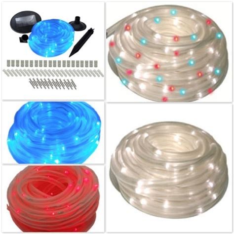 red white and blue solar lights 1000 images about 4th of july lights on pinterest paper