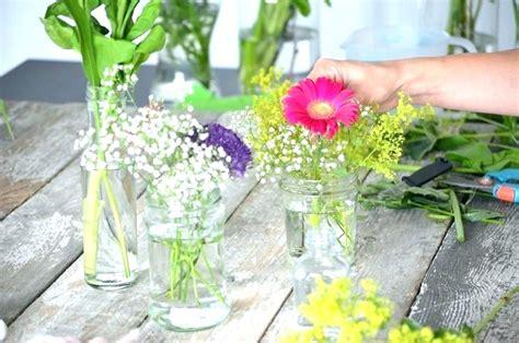 Tischdeko Selber Machen Blumen by Tischdeko Selber Machen Folego Me