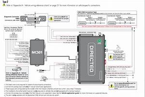 Directed Remote Start Wiring Diagram Dei Dball2 Install