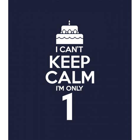 i can t keep calm i m one 1 year greenturtle
