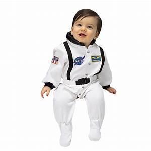 Cheap NASA Jr. Astronaut Suit (White) Infant Costume at ...