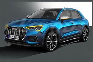 Nouveau Q3 Audi : scoop audi q3 2 2018 toutes les infos sur le nouveau q3 photo 2 l 39 argus ~ Medecine-chirurgie-esthetiques.com Avis de Voitures