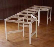 model train table kit pdf diy model train benchwork plans download workbench