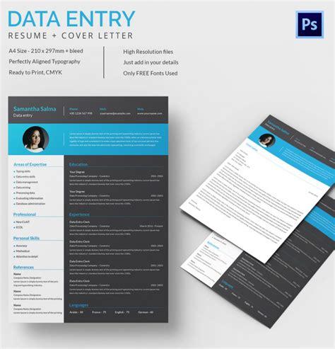 creative resume templates  psd eps format