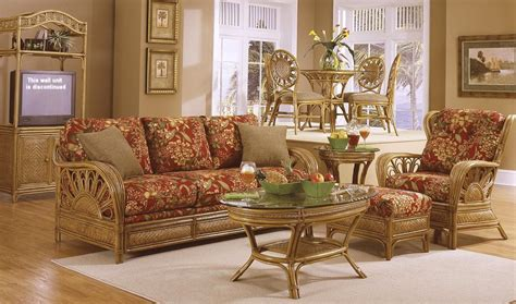 lakeside rattan wicker living room furniture kozy kingdom