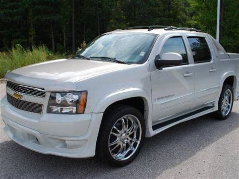 southern comfort automotive chevrolet avalanche southern comfort mitula cars