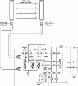 curtain 3 relay wiring diagram 30 wiring diagram images With safety relay wiring
