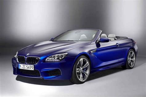 First Look 2012 Bmw M6