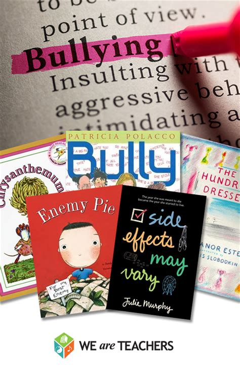 14 must read anti bullying books for anti bullying 805   4236c60db9546a9e867d797997227a87