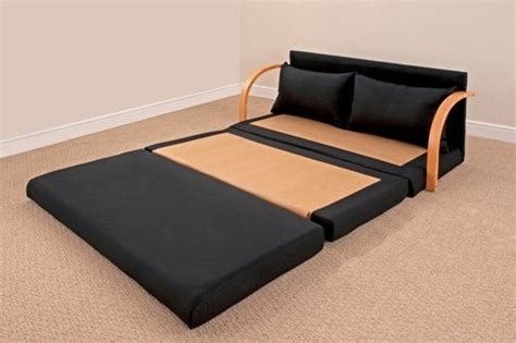 Fold Out Sofa Bed by Fold Out Foam Sofa Bed Black Furniture