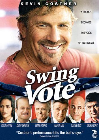 kevin costner swing vote swing vote dvd discshop se