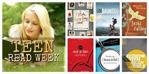 Teen Read Week U2019 21 Nonfiction Books For Teens Faithgateway