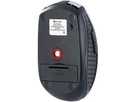 Wie Schnell Ist Eine Maus by Generalkeys Bluetooth Mouse Optische Maus Mit Bluetooth 3