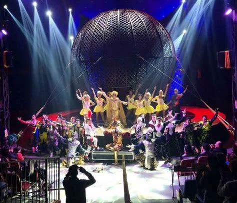 el circo d italia trae el espect 225 culo roma a guayaquil