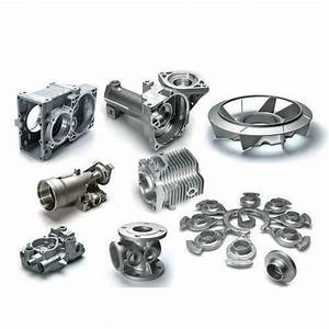 Two Wheeler Die Casting Parts
