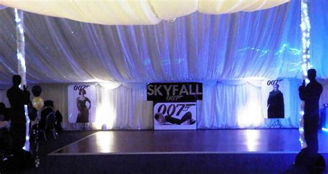 james bond themed  parties  norwich norfolk