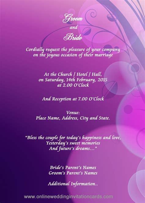 wedding cards editable   wedding invitation design