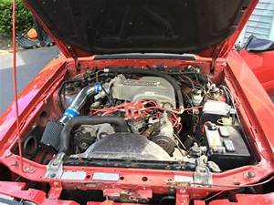 1988 Ford Mustang Gt 5 0 V8 5 Speed Manual With T