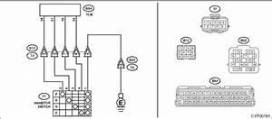 Subaru Legacy Service Manual - Dtc P0708 Transmission Range Sensor  U0026quot A U0026quot  Circuit High