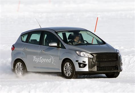 2014 ford c max top speed