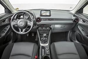 Mazda3 Dynamique : essai comparatif mazda cx 3 vs renault captur le match des petits suv photo 16 l 39 argus ~ Gottalentnigeria.com Avis de Voitures