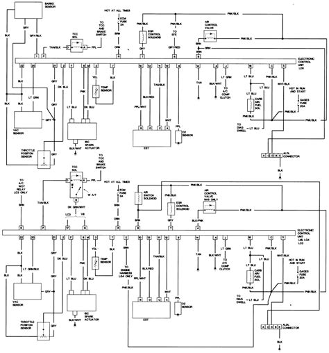 Wiring Diagram For 1988 Chevrolet 12 by Repair Guides Wiring Diagrams Wiring Diagrams