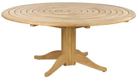 Gartentisch Rund Holz Gartentisch Darwin Aus Holz Rund Gartentisch