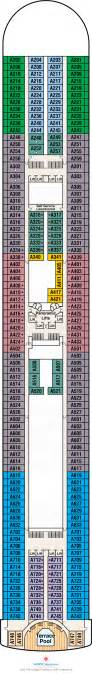 Grand Princess Lido Deck Plan by Grand Princess Deck Plans Aloha Deck What S On Aloha