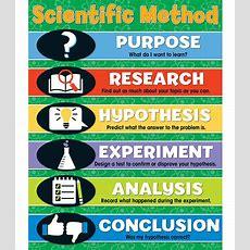 Scientific Method Chart Grade 48