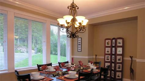 Low Ceiling Dining Room Lighting Ideas-youtube