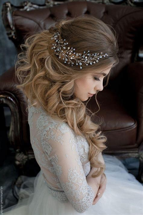 brides long hairstyles 20 ideas of brides long hairstyles