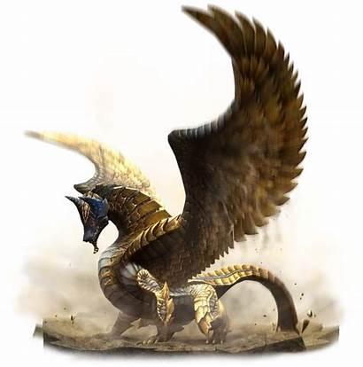 Nefu Dragon Equal Weapon Hunter Monster Elder
