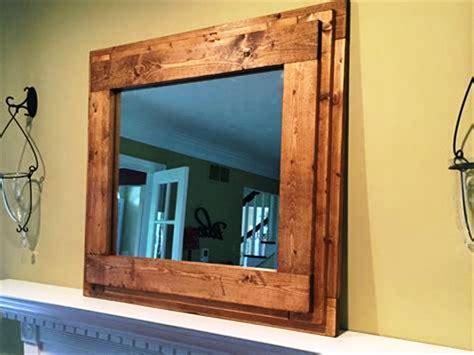 Unique Rustic Bathroom Mirrors Home Design