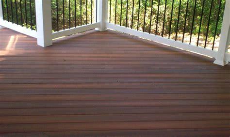 Composite Wood Porch