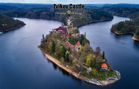 zvikov castle medieval fortification  czech learning