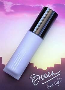 BECCA First Light Filter Face Primer Review - Makeup and ...