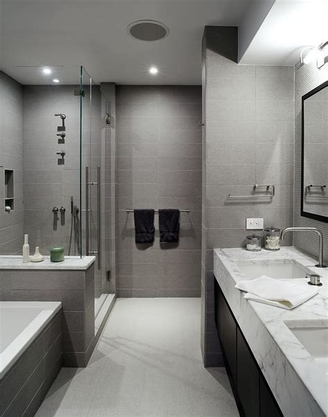 black white grey bathroom ideas how to use gray around the house without it look boring