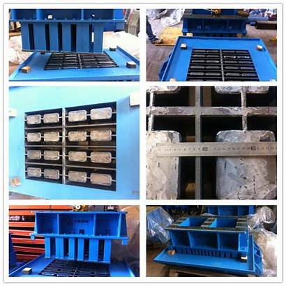 Concrete Block Molds Hess Custom Durability Mould