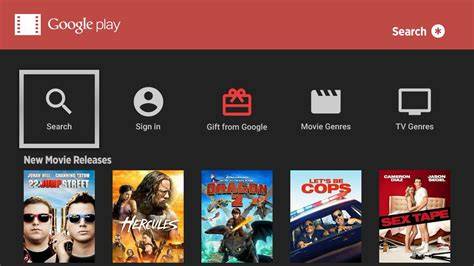 Google Play Movies And Tv Review