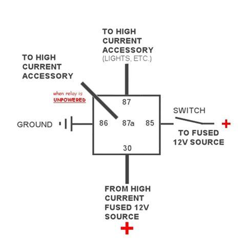 Automotive Relay Pin Amp Mgi Speedware