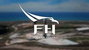 Falcon Heavy Logo - Pics about space