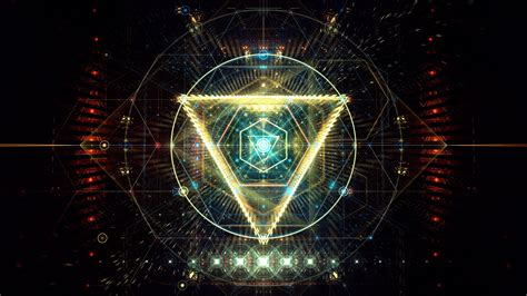 triangle abstract art  wallpapers hd wallpapers id