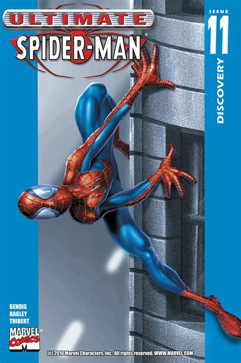 Ultimate Spiderman Vol 1 11  Marvel Database Fandom