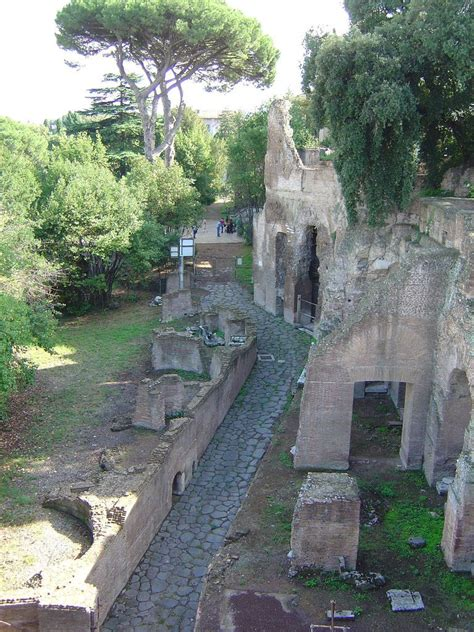 Landmarks Of Ancient Rome