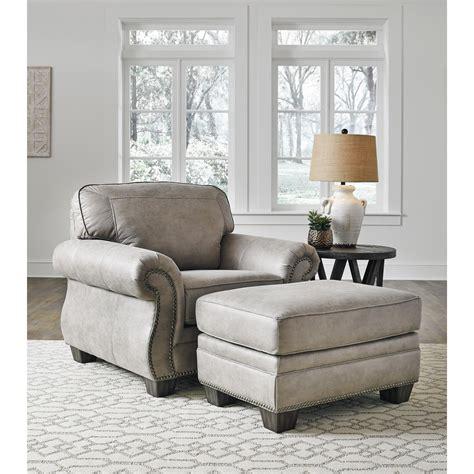 signature design  ashley olsberg transitional chair