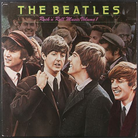 What is an ep and lp in music? The Beatles - Rock 'N' Roll Music, Volume 1 (Vinyl LP) - Amoeba Music